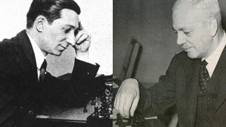 Эдуард Ласкер - Джордж Томас: самая красивая шахматная партия!