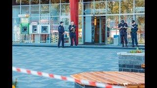 """""""Заминировали"""" торговый центр """"Черемушки"""" во Владивостоке"""