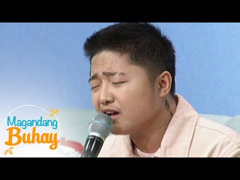 "Magandang Buhay: Jake Zyrus sings ""All at Once"""