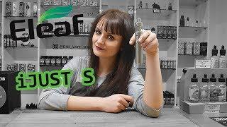 видео Eleaf  iJust S (3000 mAh)
