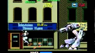 Robocop Arcade Full BGM-Music-BSO-OST