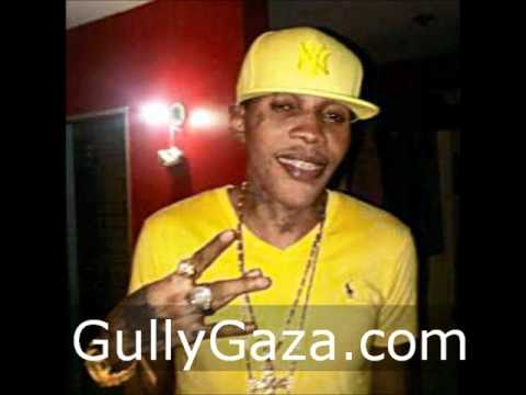Vybz Kartel - Come yah me gyal (gaza) April 2011