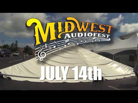 Midwest Audiofest is July 14th in Springboro,OH at Parts Express!