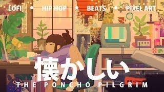 Making My Own Lofi Hip Hop Pixel Art Animation Loop | 懐かしい | Joker & Twin Peaks & Anime & Chill