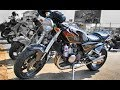YAMAHA RZ250 Custom Bike ??????