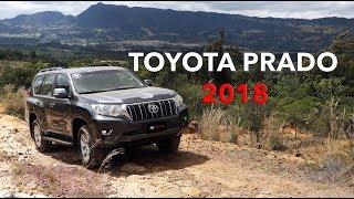 Nueva Toyota Prado 2018, lanzamiento