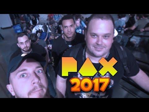PAX 2017 Vlog