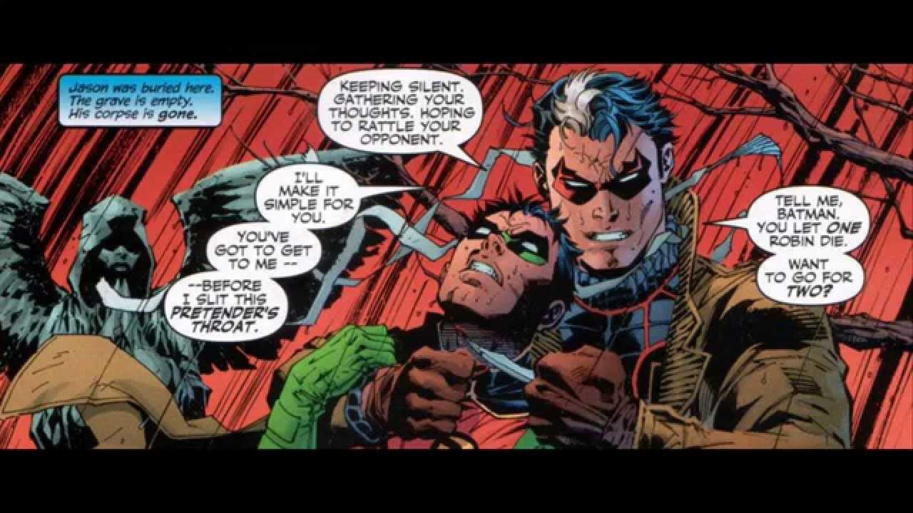 Batman Vs Clayface As Jason Todd Youtube