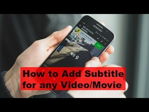 how to download srt from youtube from any video