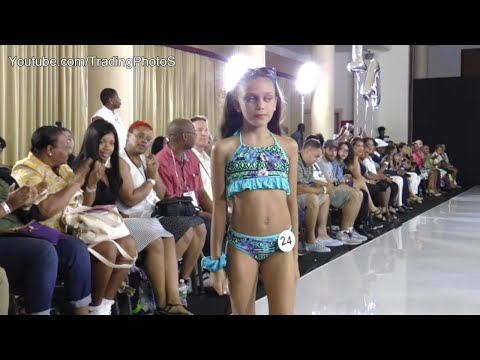 Kids Swimwear Fashion Show