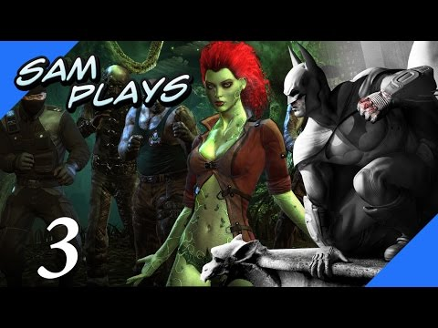 Poisoned Blood - Let's Play Batman: Arkham City Part 3