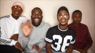 GAY AFRICAN'S TALK ABOUT BOBRISKY/BLEACHING/LIGHT-SKIN MEN  LOVING YOURSELF!!