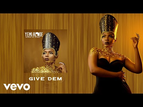 Yemi Alade – Give Dem (Audio)