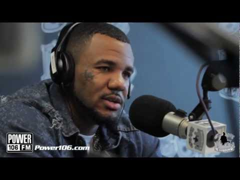 The Game Calls 50 Cent A Zombie