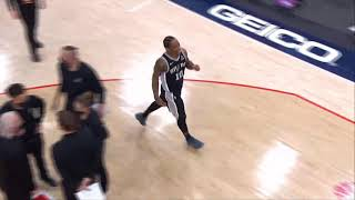 DeMar DeRozan and Russell Westbrook Share HILARIOUS Moment As Buzzer Beater goes In and Out !