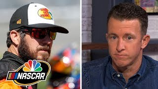 Toyota drivers struggle at Pennzoil 400 in Las Vegas | Motorsports on NBC