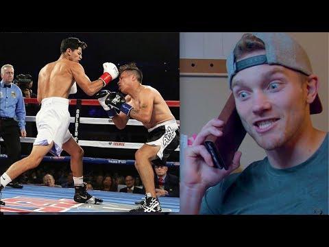 Ryan Garcia, Wanna Workout in My Garage? Fastest Hands in Boxing!