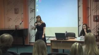 "Кристина Выборнова, Новогодний концерт. Песня ""Замок"""