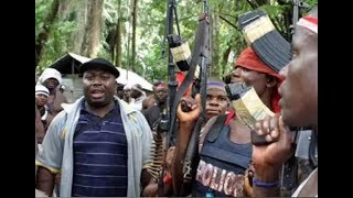Biafrexit Dokubo And His Boys Preparing For Arewa