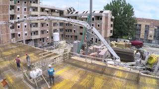 GALENS Radovi na Garden kompleksu u Novom Sadu, jun 2015