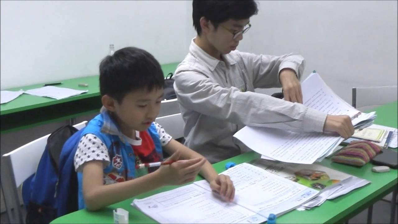 香港學童的學習壓力 - YouTube