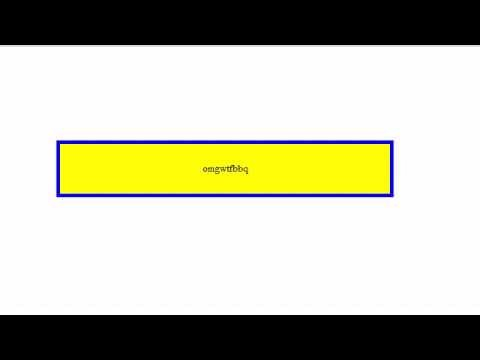 HTML5 Tutorial - 23 - Animating With Transitions