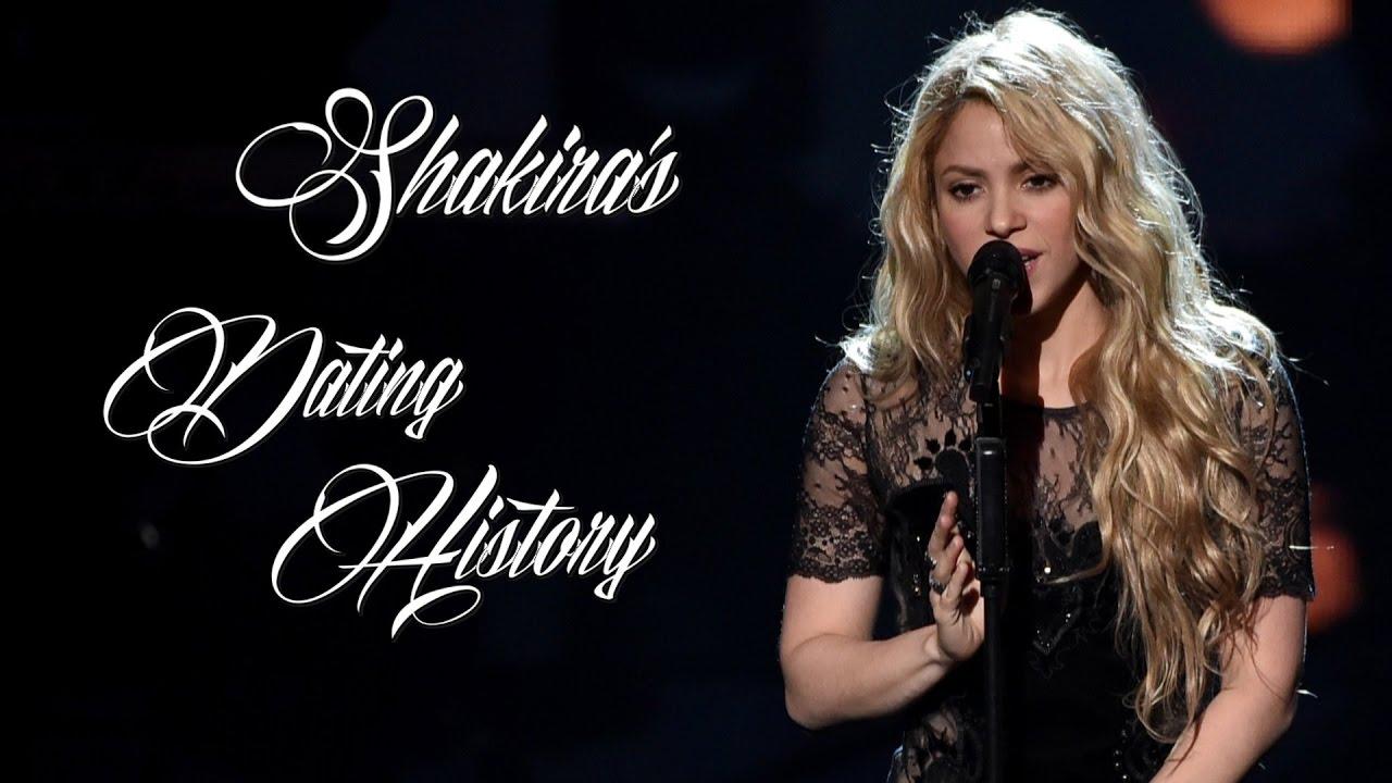 Shakira and Gerard Piqu's Complete Relationship Timeline