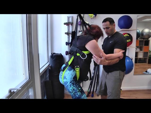 אימון ושיקום לניוון שרירים