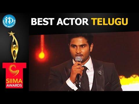SIIMA Awards - Best Actor Telugu - Venkatesh || Kajal Aggarwal || Ram Charan