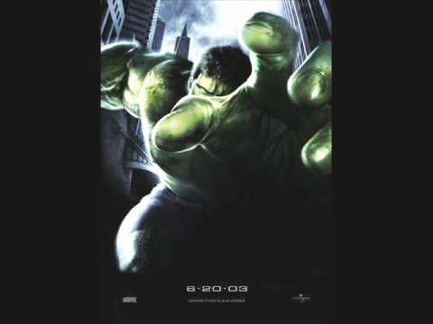"Danny Elfman:""The Hulk""(2003)-Main Theme"