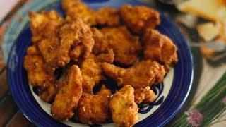 Homemade Chicken Nuggets Fry  Recipe  |  Boneless Chicken Fry | How to make Chicken Nuggets