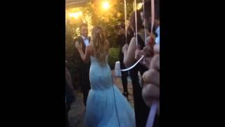 Sorpresa matrimonio sposa prendo te (Laura Pausini) cover Claudia Barbato
