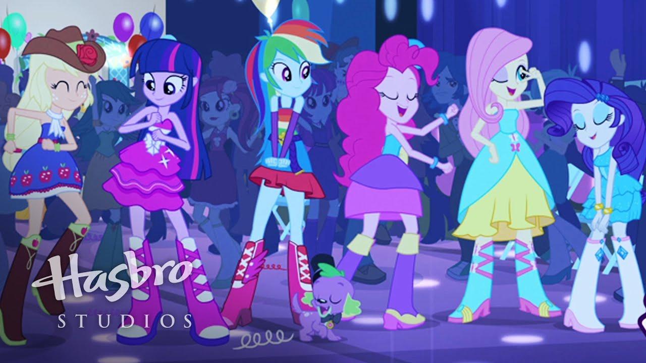 Legend Of The Fall Tour Wallpaper My Little Pony Equestria Kızlar Bu Bizim B 252 Y 252 K Bir Gece