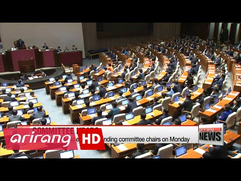 Multi-term lawmakers from each party competing for standing committee chair posts