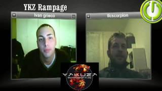 Lo Staff TLC intervista YKZ Rampage.