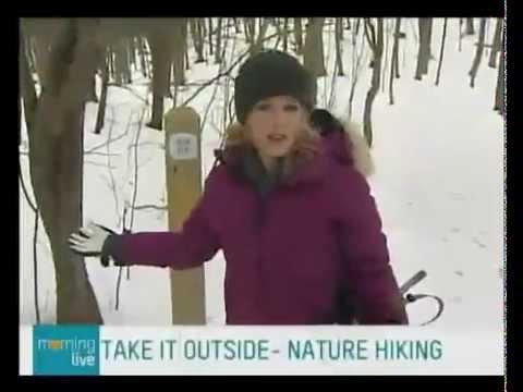 Nicola Jones CHCH - Take It Outside Winter Trails