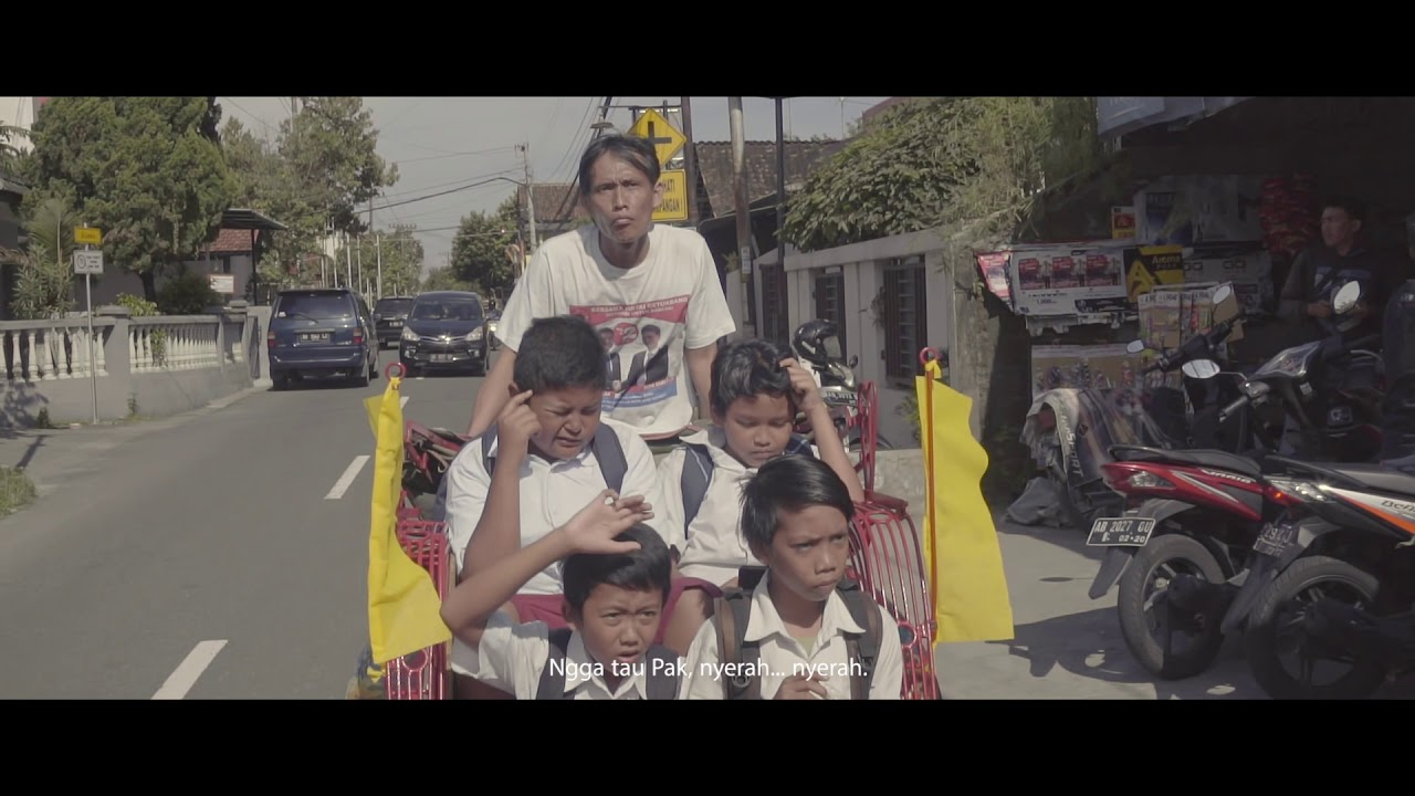 """Honorable Mention Kategori Short Movie: """"Anak Lanang"""" by Wahyu Agung Prasetyo"""