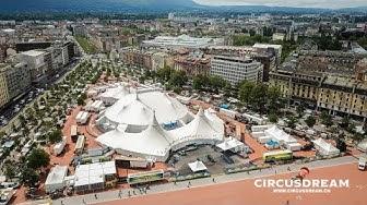 Cirque du Soleil (TOTEM) - GENÈVE, Plaine de Plainpalais 2019 - 4K