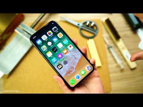 แข็งแกร่งปานธานอส กับ Commy X-Strong กระจก iPhone X - วันที่ 08 May 2018