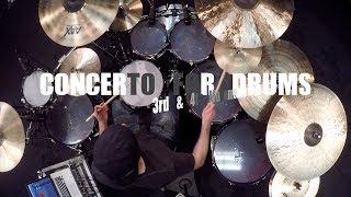 Concerto end 3rd Movement & 4th Movement