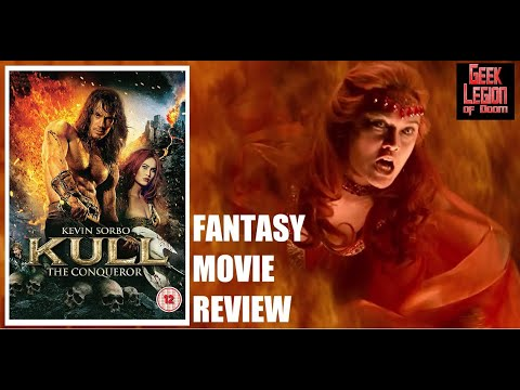 Download KULL THE CONQUEROR ( 1997 Kevin Sorbo ) Fantasy Movie Review