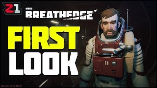 Breathedge Gameplay ! Space Survival Game with and IMMORTAL CHICKEN?! | Z1 Gaming