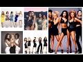 Evolution of British Girl Bands (1996 - 2016)