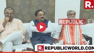 SHOCKING 101 Children Dead Bihar Health Minister Mangal Pandey Asks For The & 39 Cricket Score& 39