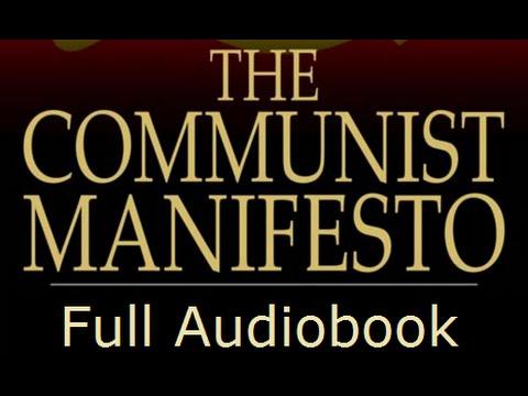 The Communist Manifesto (Complete Audiobook)
