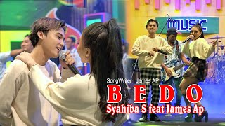 Syahiba Saufa Feat James AP - Bedo (Official Music Video)