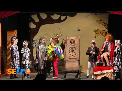 Theater in der Grundschule Schlamersdorf