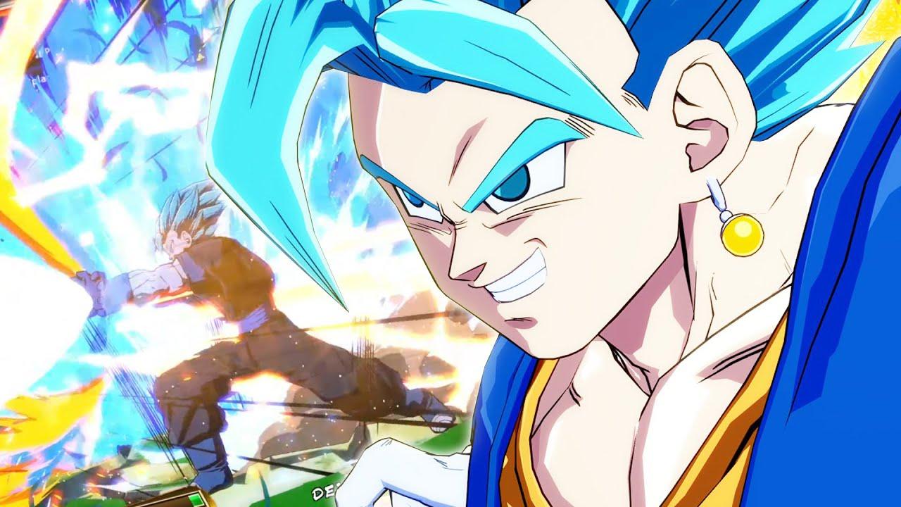 VEGITO BLUE SCARES ME....