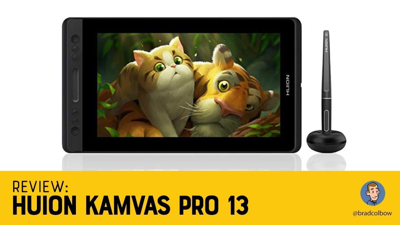 Huion KAMVAS GT-221 Pro 8192 Pen Pressure HD Drawing Monitor Tablet 20 Hot Keys