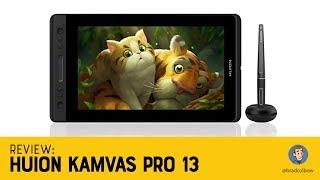 Huion Kamvas Pro 13 Review